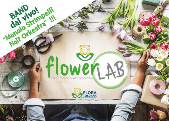 Inaugurazione Flower Lab – il laboratorio per le tue creazioni